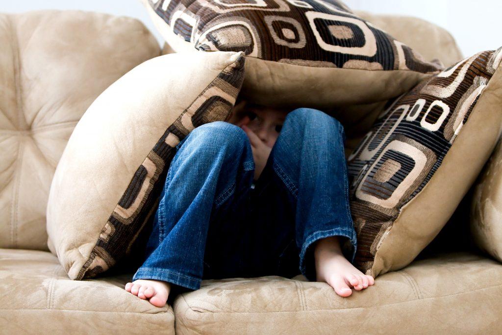 psychologie de la peur enfant