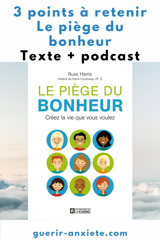 podcast piège bonheur