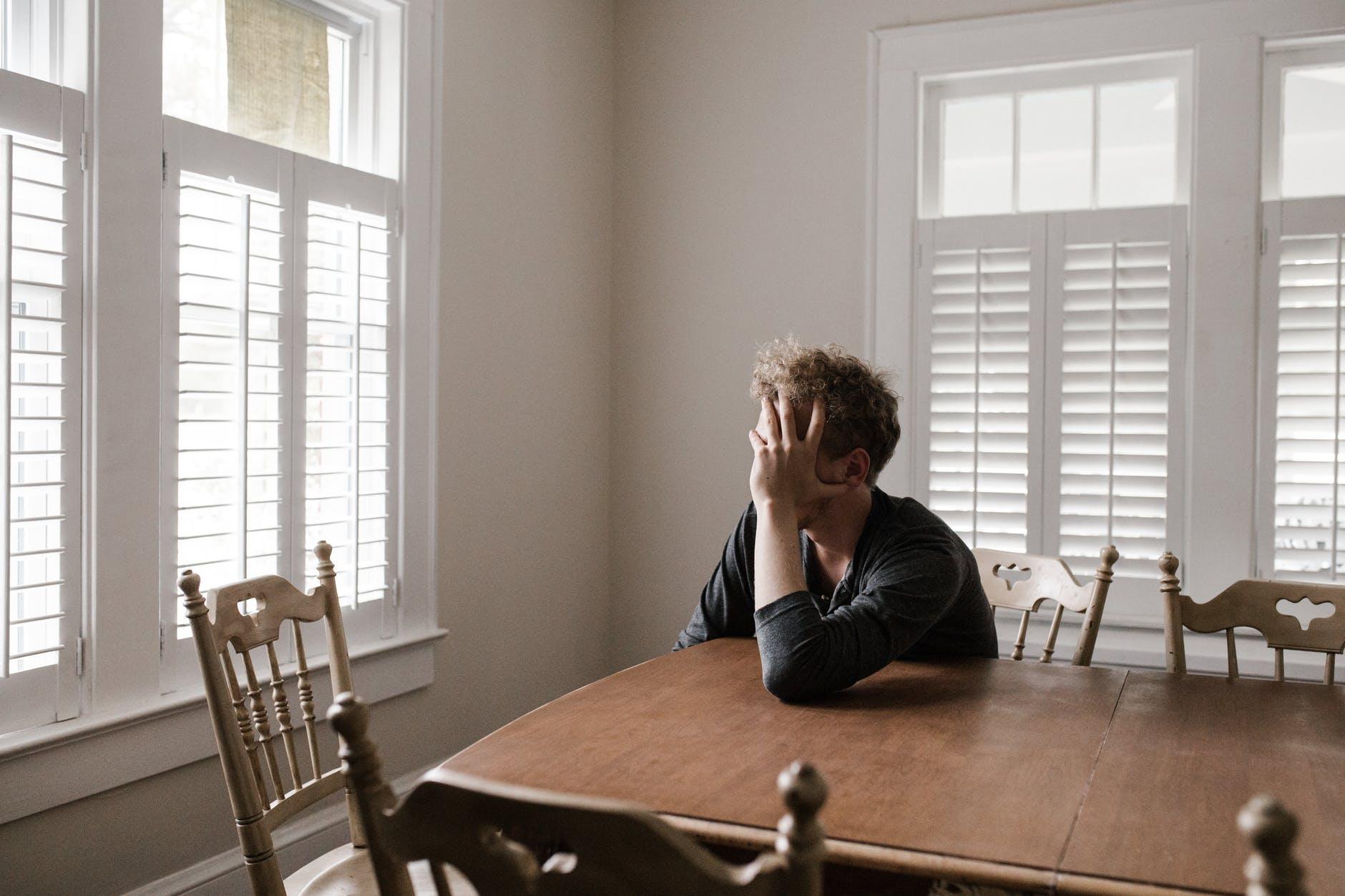 fatigue épuisement anxiété généralisée