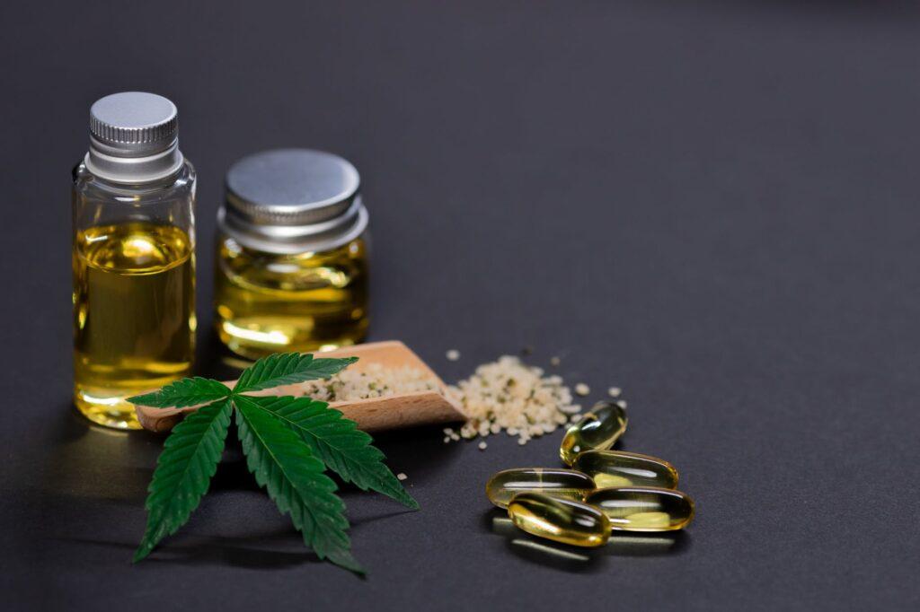 cbd effet anxiété huile gélules cannabis chanvre